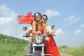 Thirupta, Karan in Kanniyum Kaalaiyum Sema Kadhal Movie Hot Stills