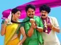 Karan, Thirupta, Vivek in Kanniyum Kaalaiyum Sema Kadhal Latest Stills