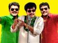 Karan, Vivek, Tarun Gopi in Kanniyum Kaalaiyum Sema Kadhal Latest Stills