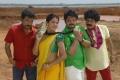 Tarun Gopi, Karan, Thirupta, Vivek in Kanniyum Kaalaiyum Sema Kadhal Latest Stills