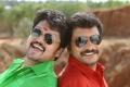 Actor Karan, Tarun Gopi in Kanniyum Kaaliyum Sema Kaadhal Movie Stills