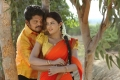 Actor Karan, Actress in Kanniyum Kaaliyum Sema Kaadhal Movie Stills