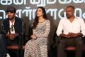 Dulquer Salmaan, Ritu Varma, Gautham Menon @ Kannum Kannum Kollaiyadithaal Thanks Meet Stills