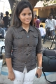 Actress Akshaya at Kanthari Movie Shooting Spot Stills