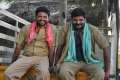Karthir, Ganja Karuppu in Kantharvan Movie Stills