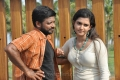 Karthir, Honey Rose in Kantharvan Movie Stills