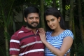 Karthir, Honey Rose in Kantharvan Tamil Movie Stills