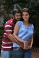Karthir, Soundarya in Kantharvan Tamil Movie Stills