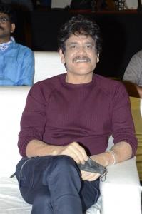Nagarjuna @ Kapatadhaari Movie Pre Release Event Stills