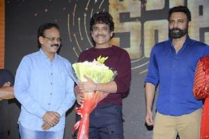 G Dhananjayan, Nagarjuna, Sumanth @ Kapatadhaari Movie Pre Release Event Stills
