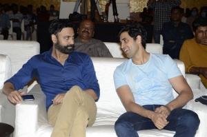 Sumanth, Adivi Sesh @ Kapatadhaari Movie Pre Release Event Stills