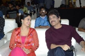 Nandhita Swetha, Nagarjuna @ Kapatadhaari Movie Pre Release Event Stills
