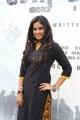 Actress Chandini Tamilarasan @ Karichoru Movie Pooja Stills