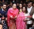 Karishma Kapoor launches the first Neeru's store in Chennai