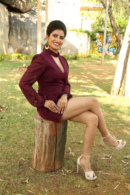 Actress Karishma Koul Photos @ Prema Parichayam Movie Launch