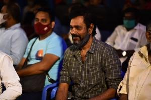 Natarajan Subramaniam @ Karnan Movie Audio Launch Stills