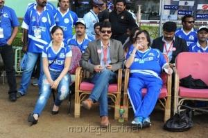 Karnataka Bulldozers Vs Kerala Strikers CCL Match Stills