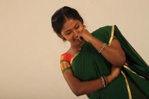 Actress Abhinitha in Karpavai Katrapin Movie Stills