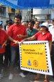Karthik Sivakumar at O2 Car Rally for the Blind Stills