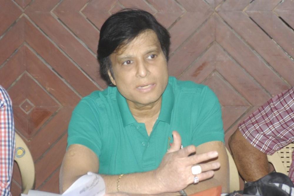 vijayakanth thu press meet actors