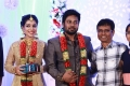 Director Sasi @ Karthik Satna Titus Wedding Reception Stills