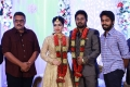 GV Prakash Kumar @ Karthik Satna Titus Wedding Reception Stills