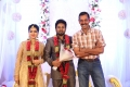 Natty Natraj @ Karthik Satna Titus Wedding Reception Stills