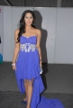 Telugu Actress Karthika Nair In Blue Dress Photos