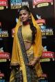 Actress Karthika Nair at CIFW 2012 Season 4 Day 3