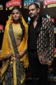 Actress Karthika Nair & Shravan Kumar at CIFW 2012 Season 4 Day 3