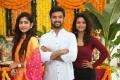 Adhya Thakur, Sudheer, Aditi Myakal @ Karthikeya Entertainments Production No 1 Movie Launch Stills