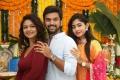 Aditi Myakal, Sudheer, Adhya Thakur @ Karthikeya Entertainments Production No 1 Movie Launch Stills