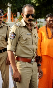 Actor Kishore in Karthikeya Telugu Movie Stills