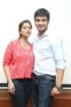 Swathi, Nikhil @ Karthikeya Movie Release Date Press Meet Stills
