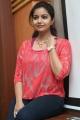 Actress Colors Swathi @ Karthikeya Movie Release Date Press Meet Stills