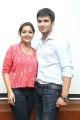 Colors Swathi, Nikhil @ Karthikeya Movie Release Date Press Meet Stills