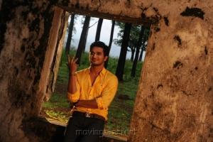 Telugu Actor Nikhil in Karthikeya Telugu Movie Stills