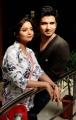 Swathi, Nikhil in Karthikeyan Tamil Movie Stills