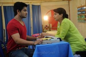 Nikhil, Swathi in Karthikeyan Tamil Movie Stills