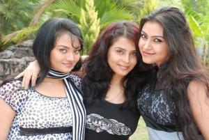 Karumpuli Tamil Movie Actress Stills