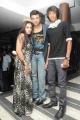 Uma, Riyaz Khan at Karun Raman Fashion Show Stills