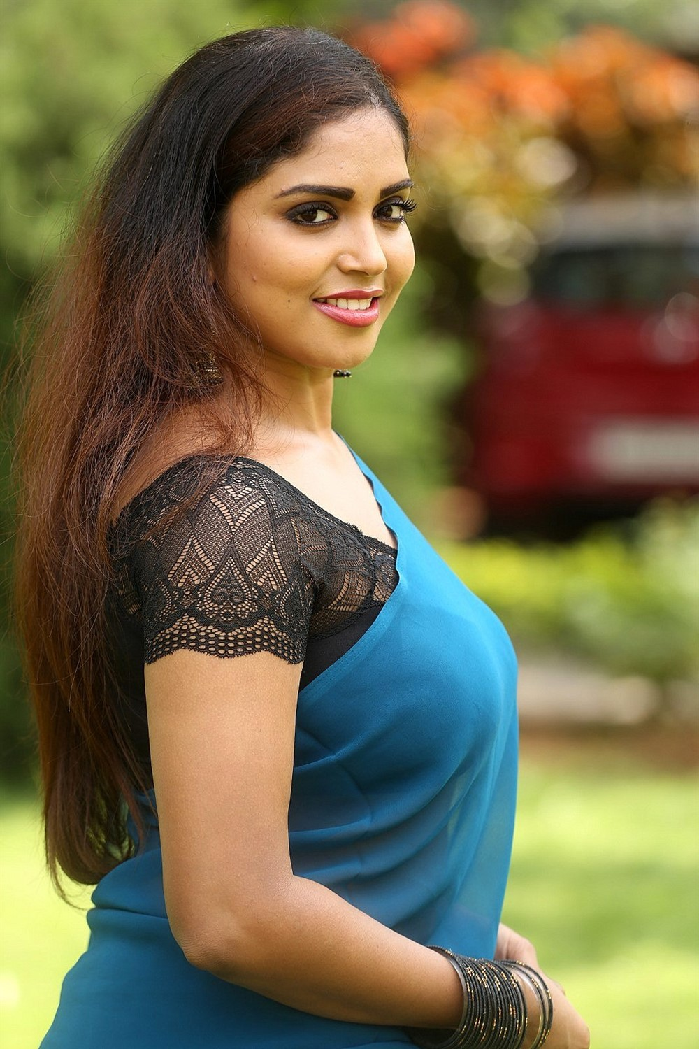 3 Monkeys Movie Actress Karunya Chowdary Photos