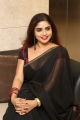 Actress Karunya Chowdary Saree Pics @ 3 Monkeys Movie Pre Release