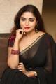 Actress Karunya Chowdary Hot Saree Pics @ 3 Monkeys Pre Release