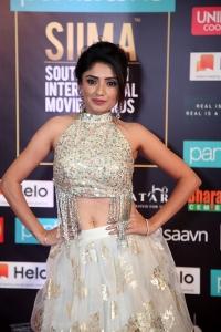 Actress Karunya Ram Pics @ SIIMA Awards 2019 Day 2