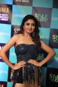 Actress Karunya Ram Pics @ SIIMA Awards 2019