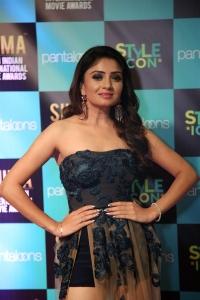 Actress Karunya Ram Pics @ SIIMA Awards 2019 Day 1