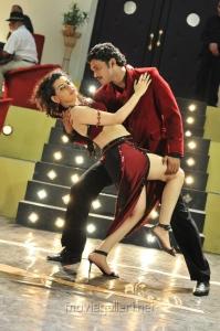 Archana Veda, Ajmal Ameer in Karuppampatti Tamil Movie Stills