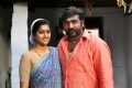 Tanya, Vijay Sethupathi in Karuppan Movie Stills