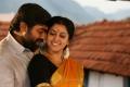Vijay Sethupathi, Tanya Ravichandran in Karuppan Movie Stills